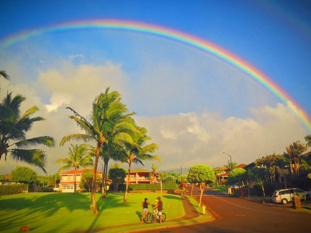 Kahana Ridge Rainbow park